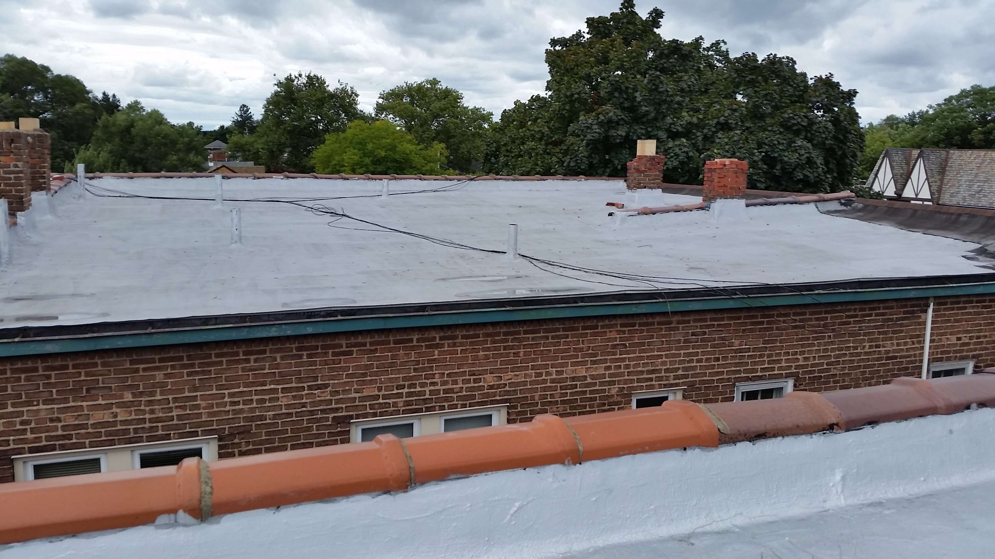 Rubber Roofing Cleveland, OH