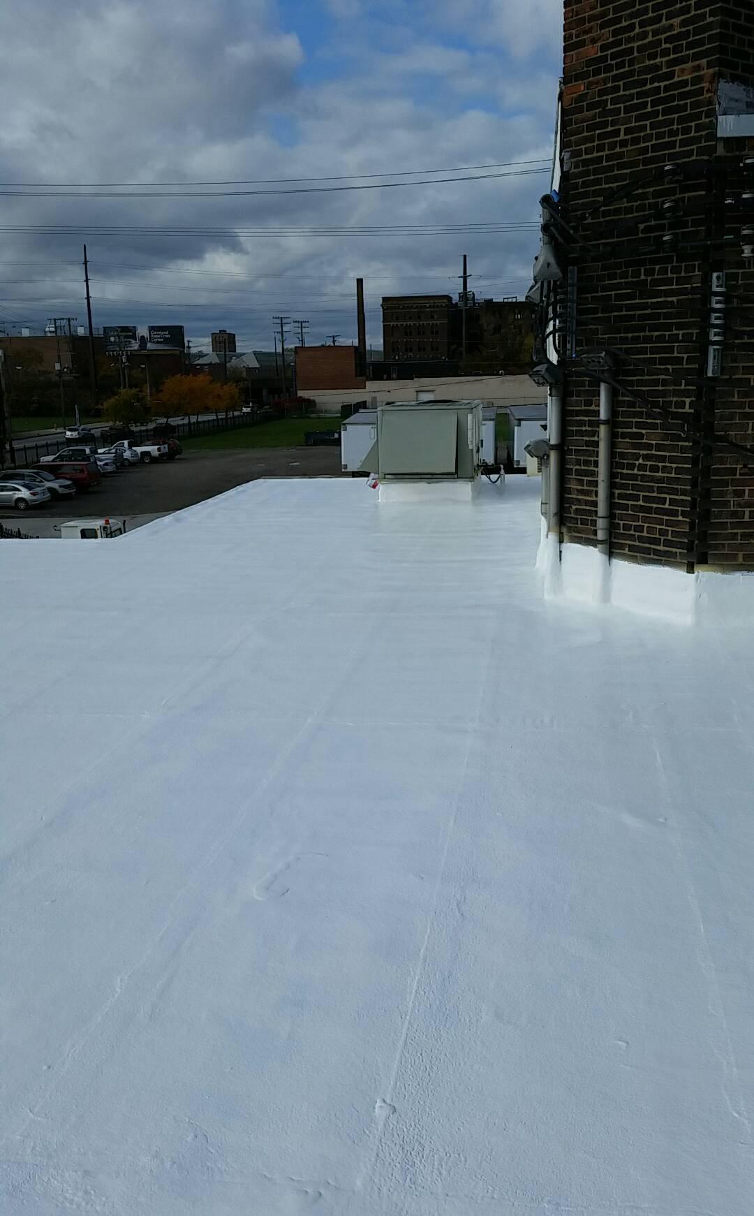 Flat Roof Company Cleveland, OH
