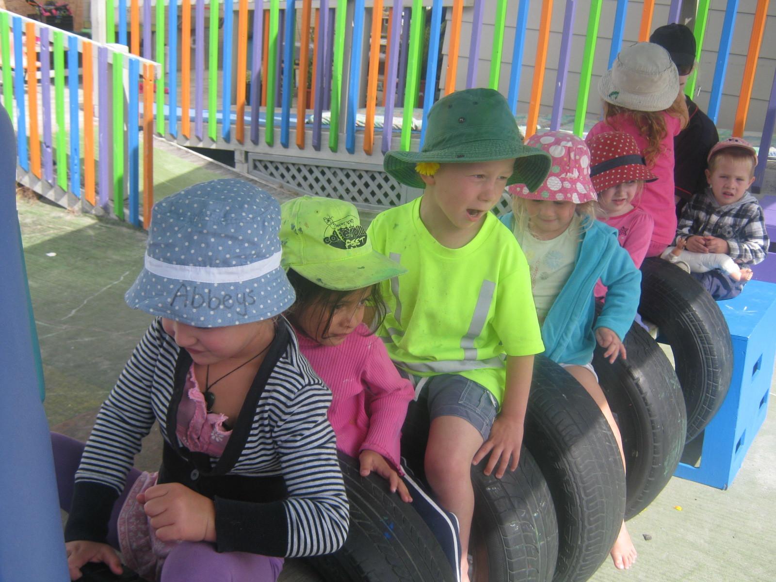Staff at child care centre in Tauranga & Putaruru