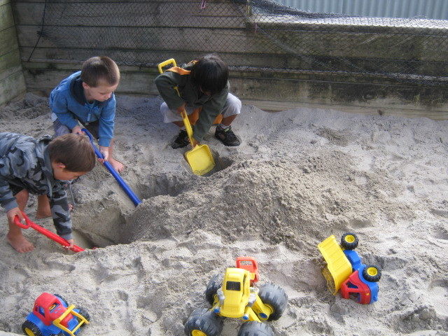 Child care centre in Tauranga & Putaruru