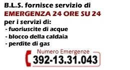 b.l.s. emergenza 24h su 24