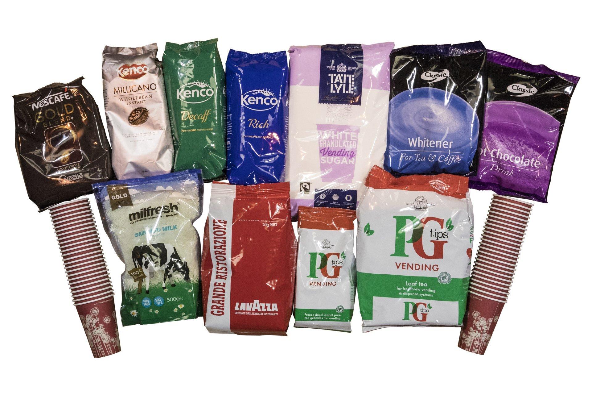 coffee powder brands