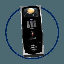 refurbished vending machine