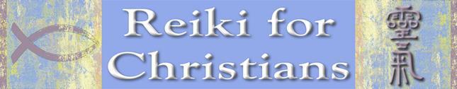 Reiki for Christians