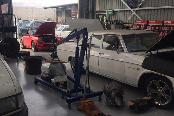 cars for repair