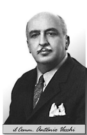 Comendador Antonio Vecchi