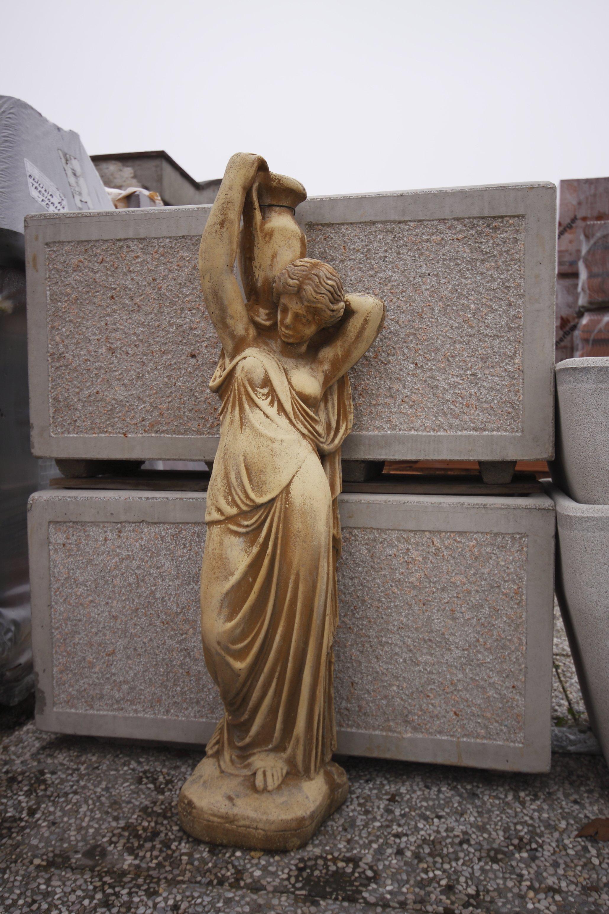 statua oro