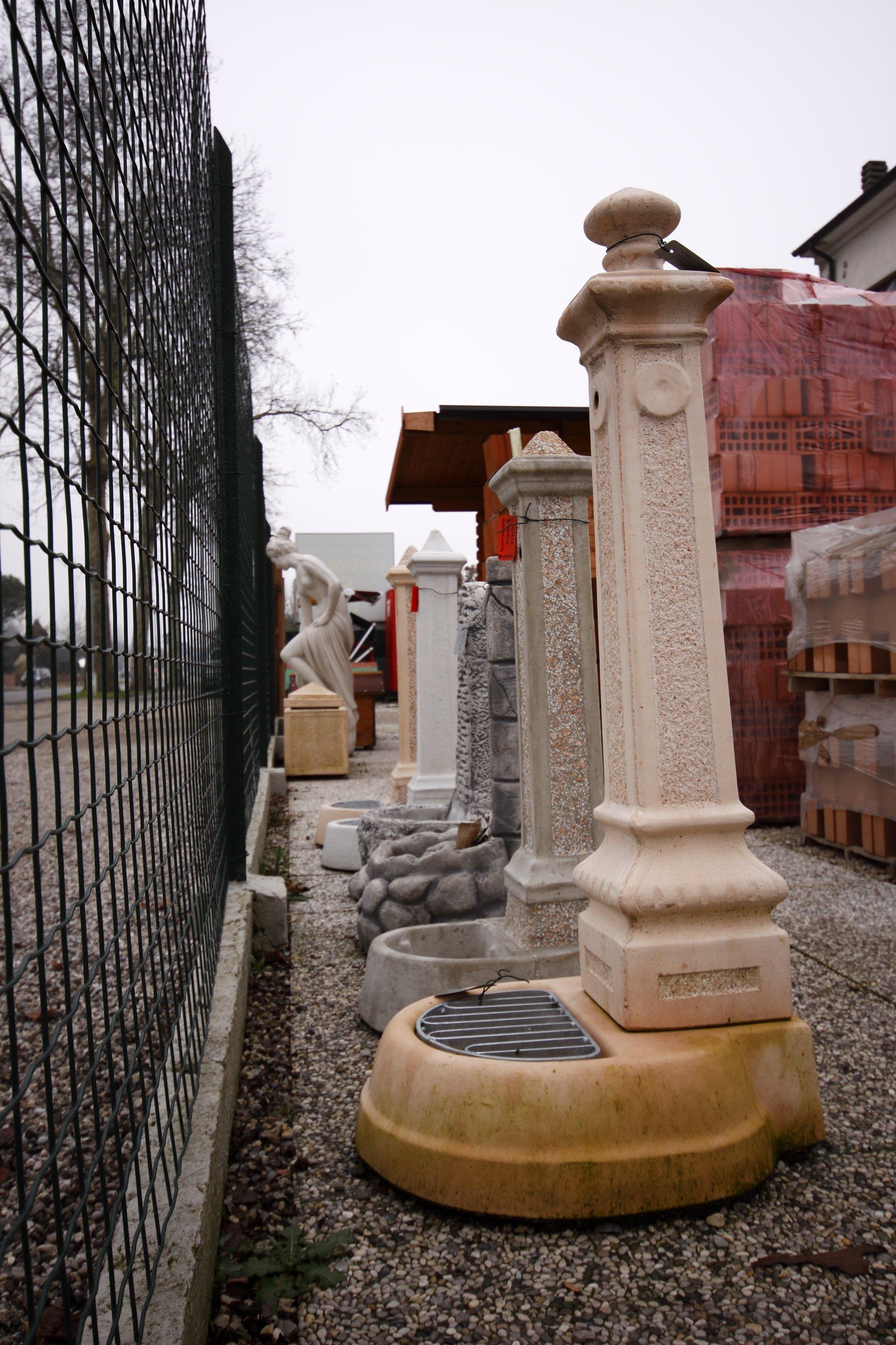 serie di fontane