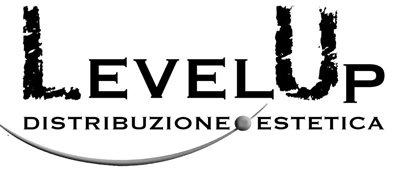 LevelUp distribuzione estetica_logo