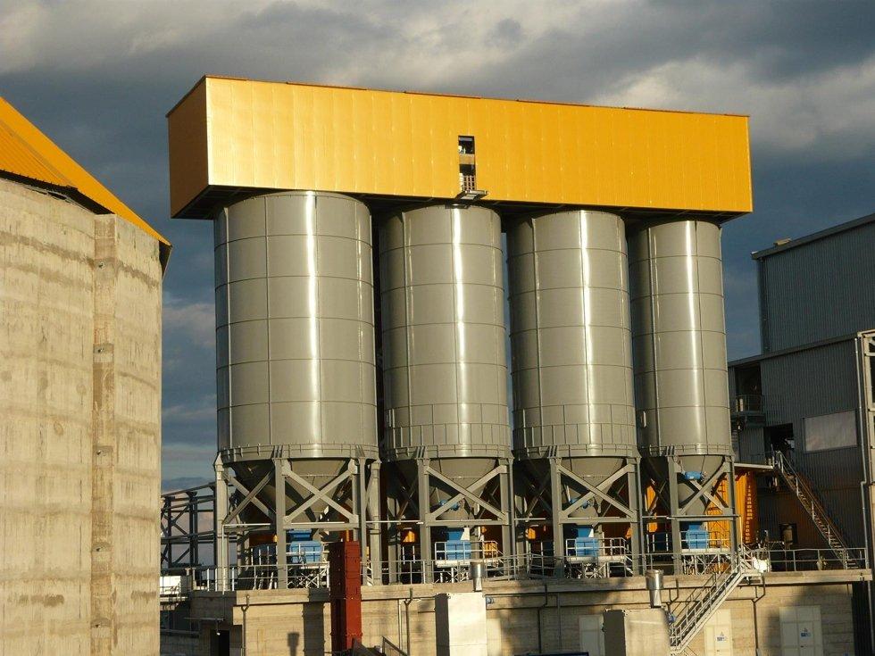 Serbatoi industriali