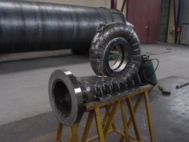 Profilo tubo per impianto produzione energia