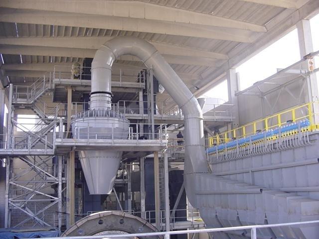 Tubazione industria trattamento acque