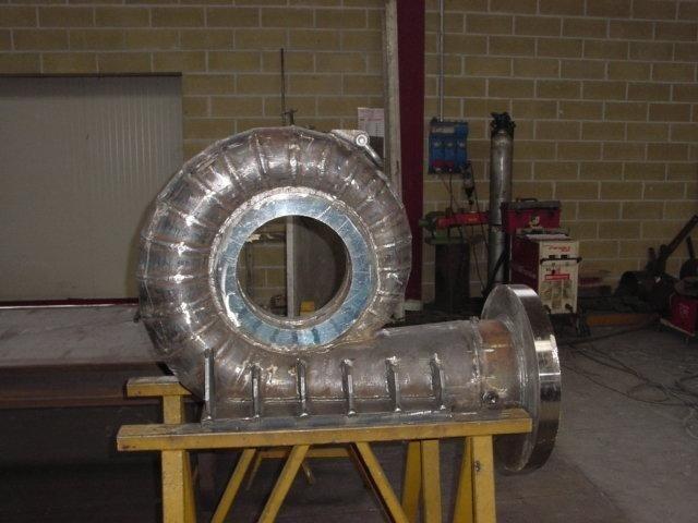 Elemento tubo per impianto produzione energia