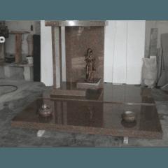 monumento funebre doppio