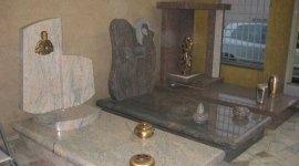 monumenti funebri, marmista