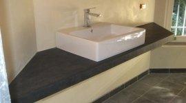 Piano Bagno In Ardesia : Pavimenti in marmo varese sberna marmi e graniti