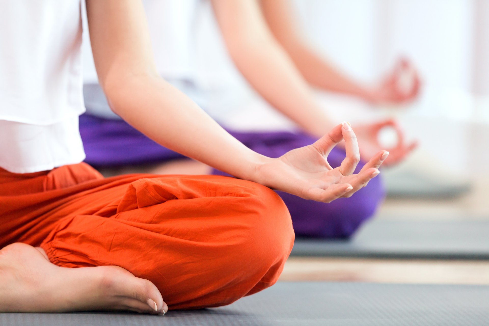Why We Should All Be Practicing Yoga For The Lymphatic System