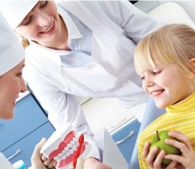 Cure dentistiche per bambini