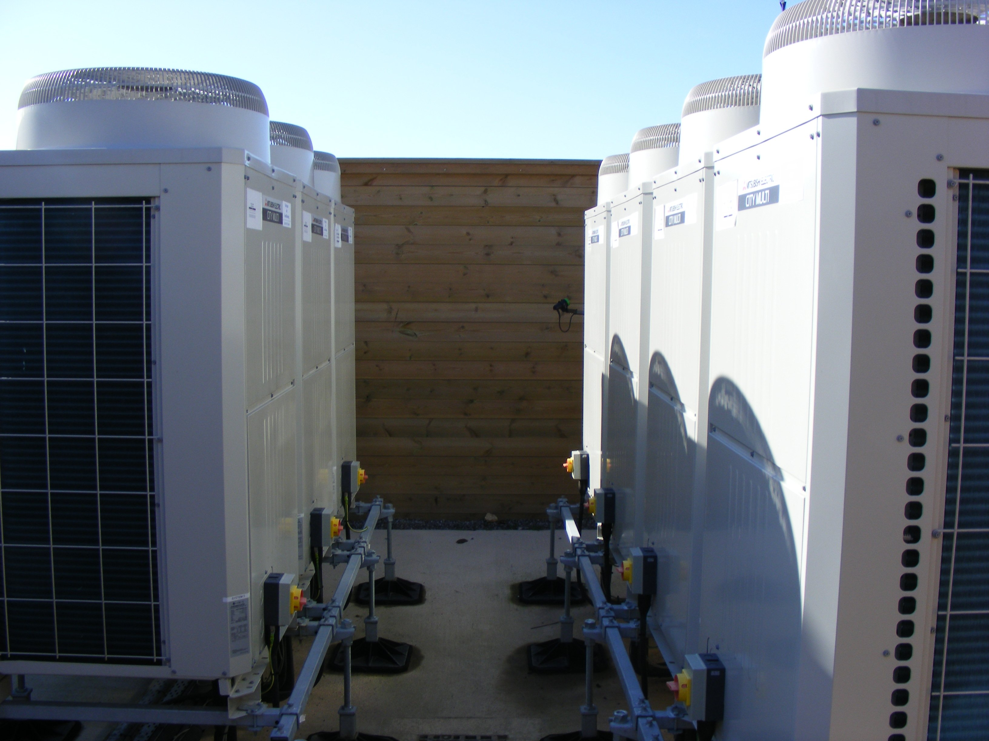 Choose Durham Air Conditioning Ltd for air conditioning installation #317E9A