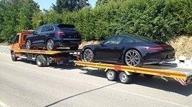 recupero auto incidentate, recupero auto in panne