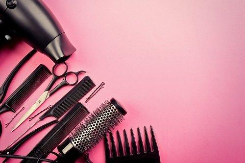 attrezzature per parrucchiera