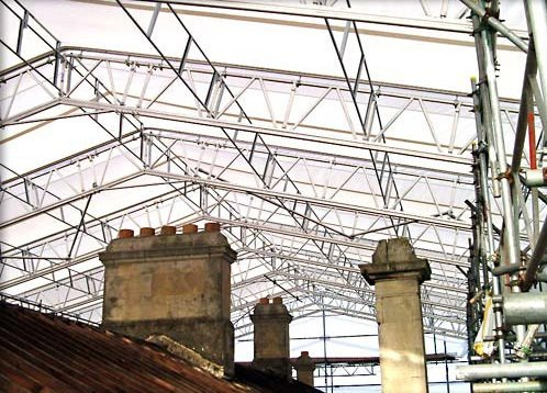 HAKI roof system installers