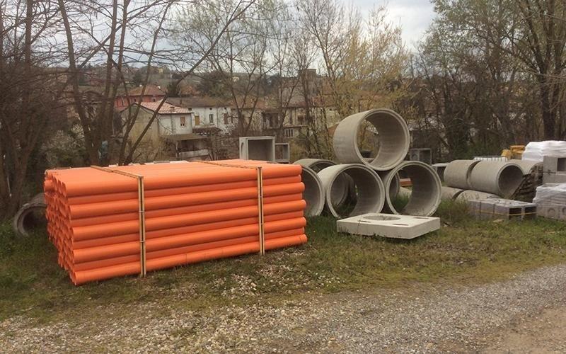 Tubi per edilizia