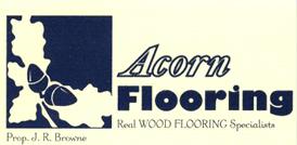 Acorn Flooring logo