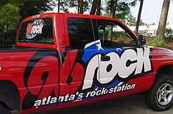 We Offer Custom Vehicle & Advertising Wraps