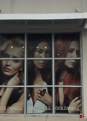 Window decals & graphics