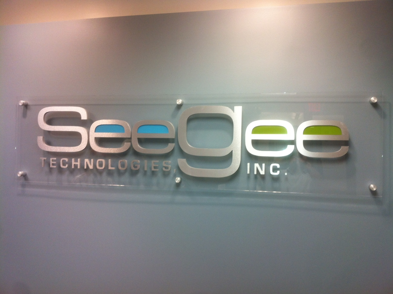 We Design, Create & Install Business Signage