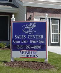 Custom Real Estate Signs Marietta