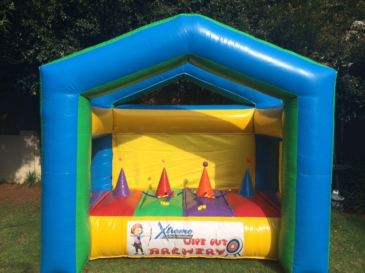 The Sharpest Rides >> Inflatables | Jumping Castles | Party Planner | Foam Parties