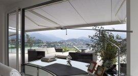 copertura terrazzi, tende da sole, tendaggi da esterno