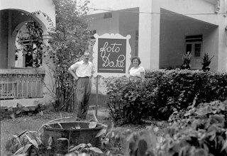 Il laboratorio fotografico Da Re negli anni Venti