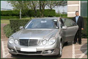 Chauffeuring service
