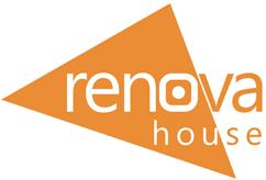 RENOVA HOUSE - Logo