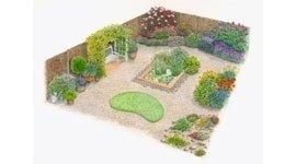 progettazione aree verdi, progettazione giardini, manutenzione aree verdi