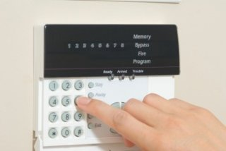 electrical systems for private alarm
