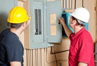 electrical installations maintenance