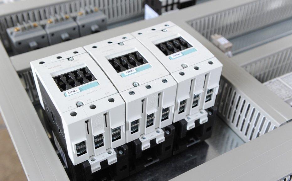 fornitura quadri elettrici