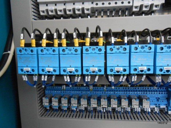 wiring of electrical substation for third parties
