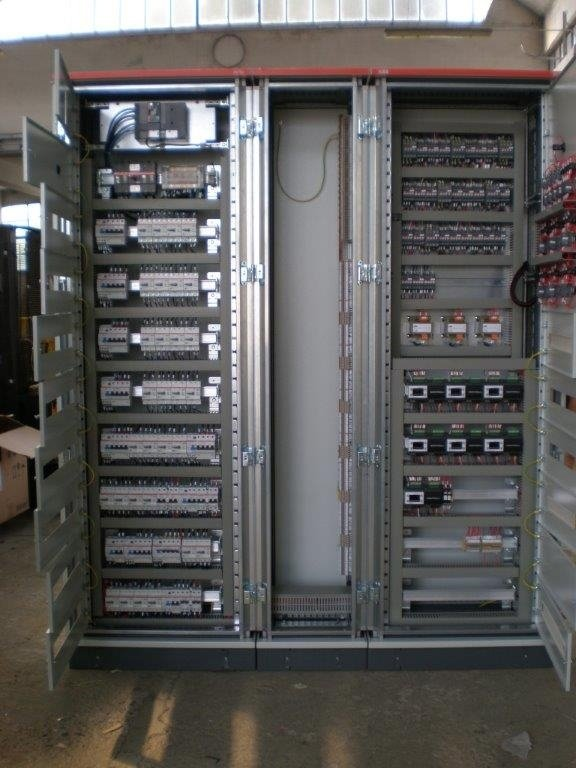 cabine elettriche industriali