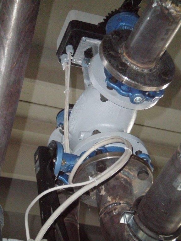 câblages sur site