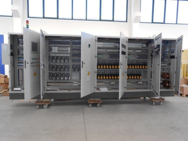Large-scale automation switchboards