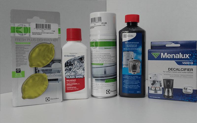 Prodotti per la cura della lavastoviglie