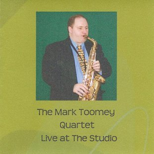 Front cover of Mark's CD