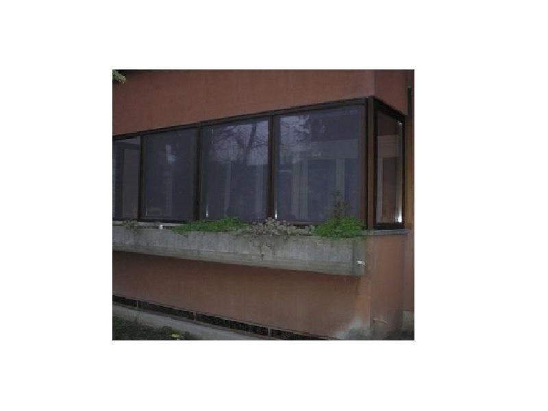 scorrevole per chiusura veranda alluminio