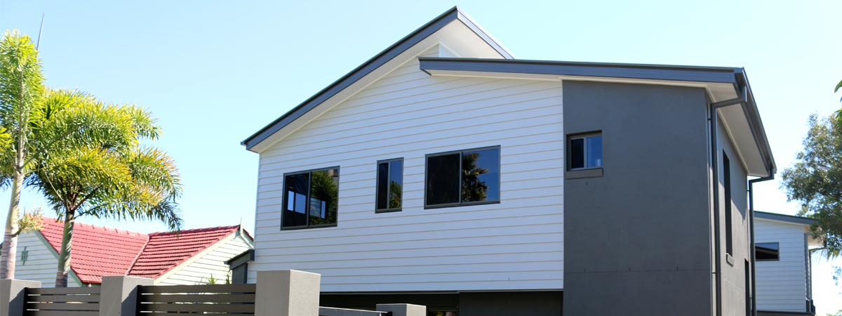 building approval south east duplex