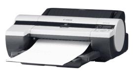 una stampante a getto di inchiostro